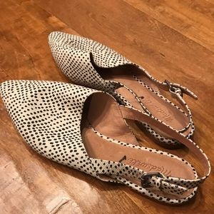 Brand new Madewell Spot Dot Sz 10 fits like 9.5